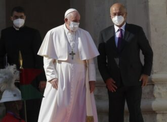 Iraq: il Papa incontra i leader iracheni nella Green Zone